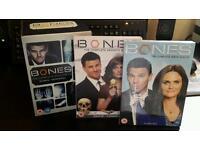 Bones Complete Series 1-9