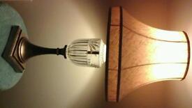 Beautiful heavy lamp