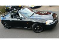 Honda CRX DEL SOL 1.6 ESi Transtop VTi Type R ek9 ep3 k20