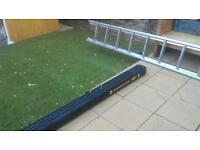 van vault carrier tube pipe lock