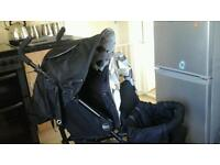 Double buggy in excellent condition