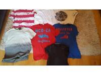 Hollister Men's small Tshirts