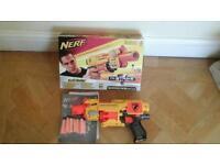 NERF N_STRIKE ELECTRONIC BARRICADE RV_10