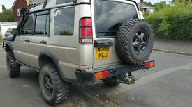 4x4 landrover disovery td5