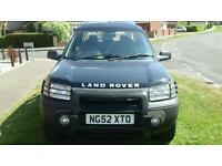 Land rover freelander 1 td4......