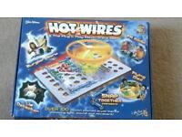 Hot wires plug and play electronic set