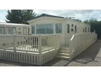 Wheelchair friendly static caravan