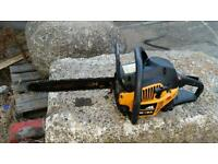 McCulloch mac 7chainsaw spares or repair