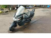 Spares Only Burgerman moped