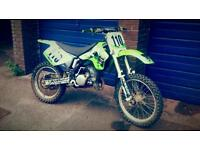 Swap kx125 and 85 for quad or 4t bike