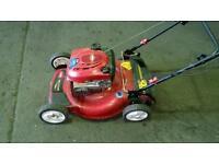 petrol lawnmower toro recycler spares or repair