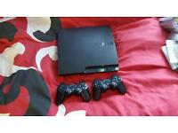Ps3 11 games 2 controllers