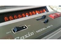 Antique Casio Calculator