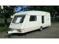 Caravan 4 berth Garland
