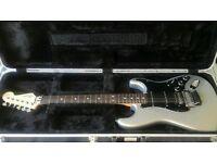 Fender Standard Stratocaster Barely Used - Includes Hardcase