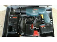 BOSCH TWO SPEED CORDLESS DRILL