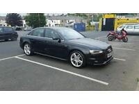 2014 Audi A4 2.0TDi S-LINE 16k miles ** 15 months warranty remaining **