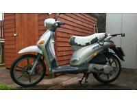 PIAGGIO Liberty 50cc 2stroke