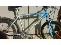 Mountain bike. .specailized hardrock