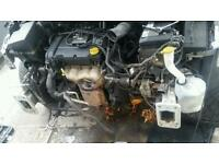 Corsa D 1.2 Engine Gearbox Bumper Headlight Mirror Door Breaking