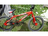 Mx 20 bmx bike 20 inch wheels