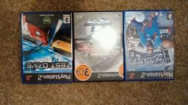 Ps2 game 75p each