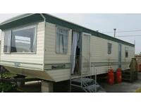Boeing 2 berth caravan on Leestone site Newcastle