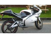 125cc aprilia rs 125, motorbike