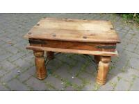 Indian small wooden table