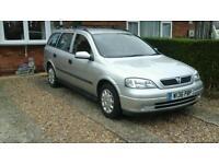 Vauxhall astra estate 1.6 spares or repair