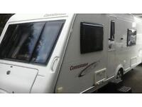 AMAZING 2010 But registered 2014 Compass Connoisseur 540 with Motor Mover caravan for sale