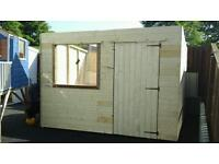 10 x 8 Shed