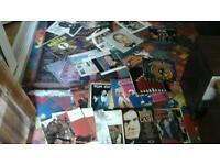Aprox 110 lps vinyl cash,sinatra ,60s rock n roll to country western