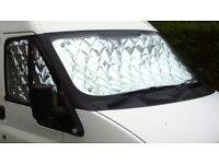 Ford Transit MK6 Thermal Windscreen Covers