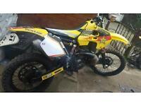 Rm 250 not cr kx yz