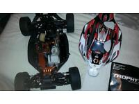 Nitro r.c. car SWAP FOR ANDROID OR I PHONE