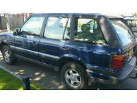 Range rover 2.5dse automatic