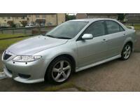 Mazda6.sport 2,3 petrol