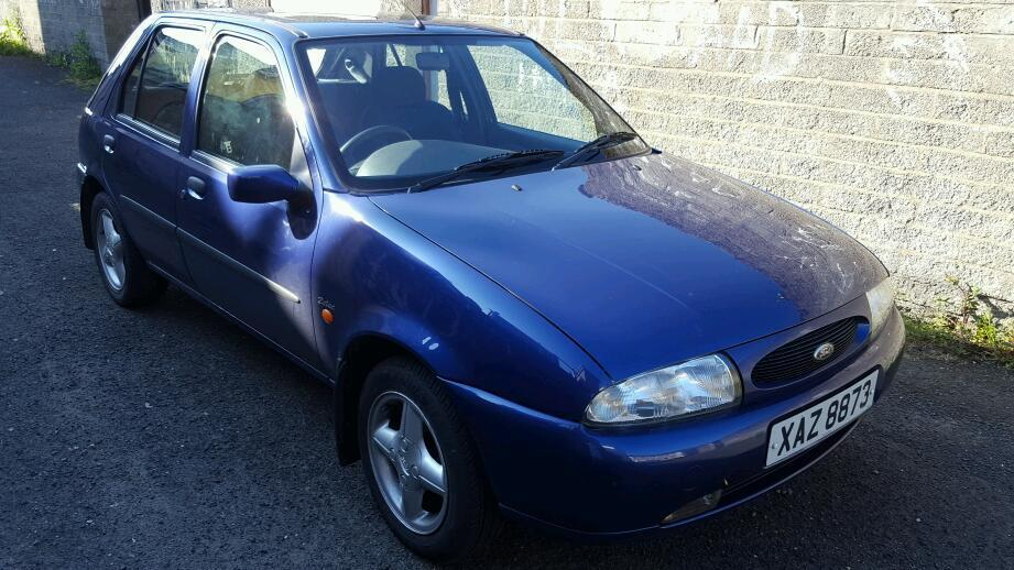 1999 ford fiesta mk4 for sale mot 39 d till 28 05 2017 in londonderry county londonderry gumtree. Black Bedroom Furniture Sets. Home Design Ideas
