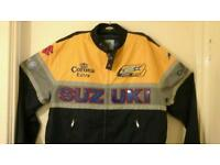 Suzuki motorcycle casual jacket