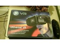 Universal V R still new in box Go for kids 99 pounds still in shop was got for Christmas not use