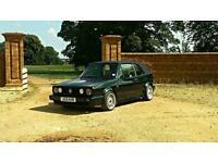 Golf GTI RIVAGE mk1 1992/J 52,500miles