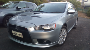 2010 Ralliart Lancer AWD Turbo - 1 Mature Owner Eden Hills Mitcham Area Preview