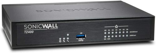 SONICWALL TZ400 TOTALSECURE 1YR 01-SSC-0514 - Open Box