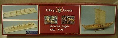 1 25 Billing Boats Roar Ege Viking Ship  703 Viking Longboat