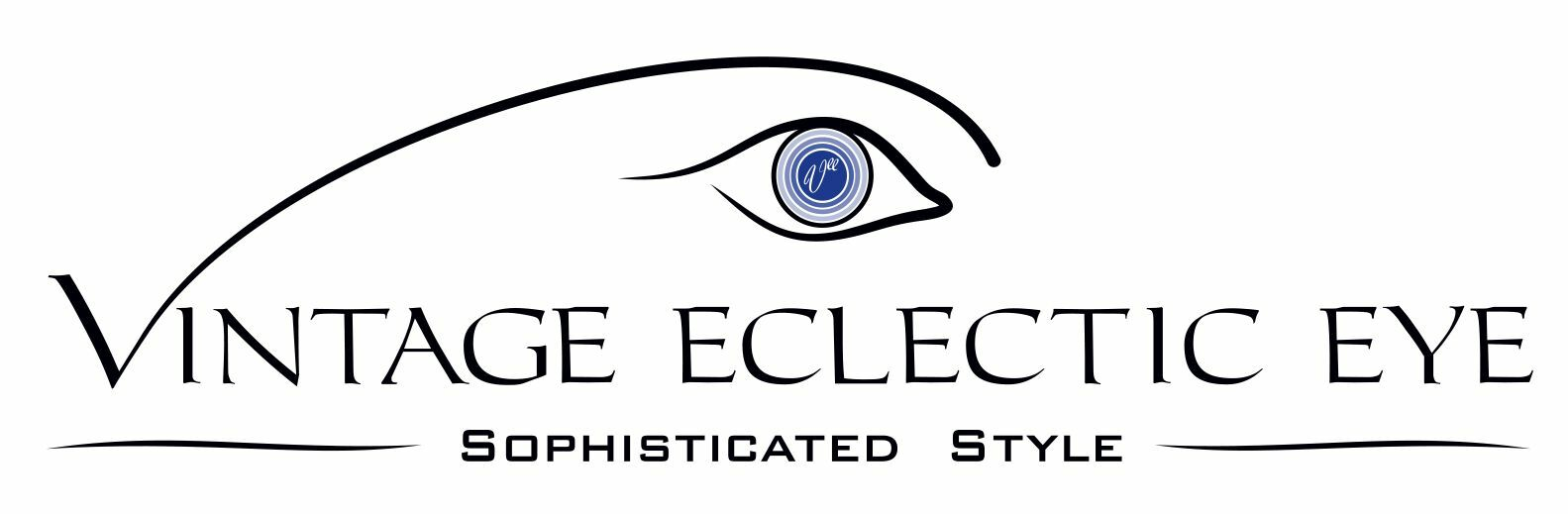 Vintage Eclectic Eye