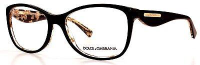 Dolce&Gabbana Glasses / Fassung DG3174 2744 Gr.54 Insolvenzware #517 (7)