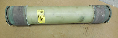Ge General Electric Fuse 9f60ljd509 820a 820 A Amp 5.08 Kv 9r Used