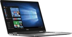 DELL inspiron 15 -7579, Convertible 360x ,TouchScreen 15.6'' FHD, Intel i5-7200u , 8GB RAM, 256GB SSD, Lighted keyboard