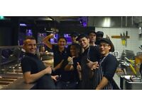 Restaurant and Kitchen Staff needed for Cihpotle Mexican Grill - Covent Garden - Awesome Team!